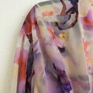 Show Me Your MuMu Intimates & Sleepwear - Show Me Your Mumu Floral Print Robe Size Small